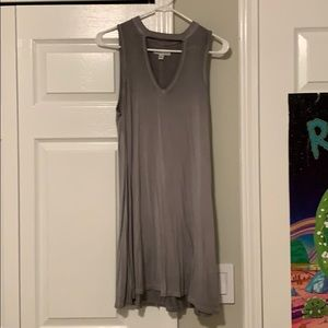 Olive green American Eagle dress